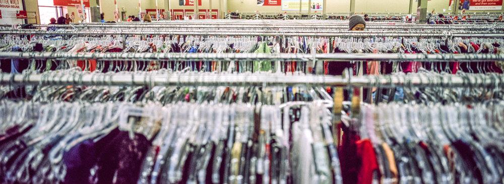 Thrift Study
