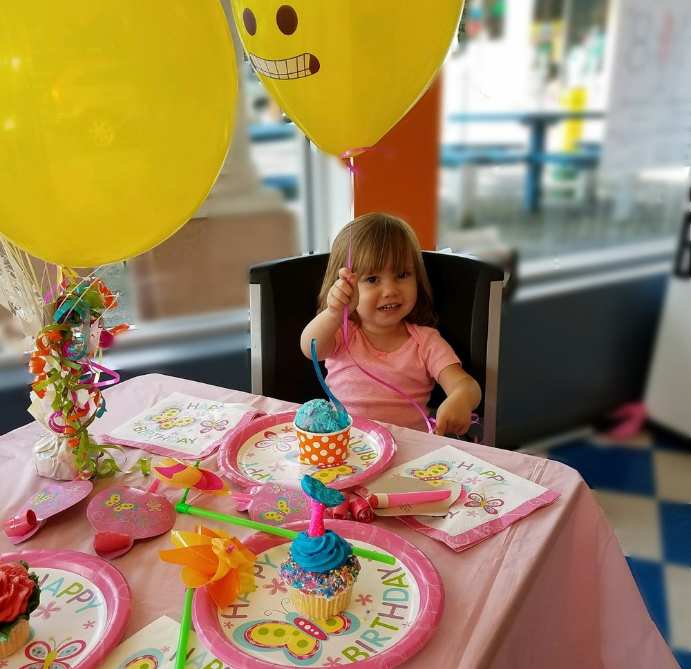 Birthday Parties in Freehold, New Jersey