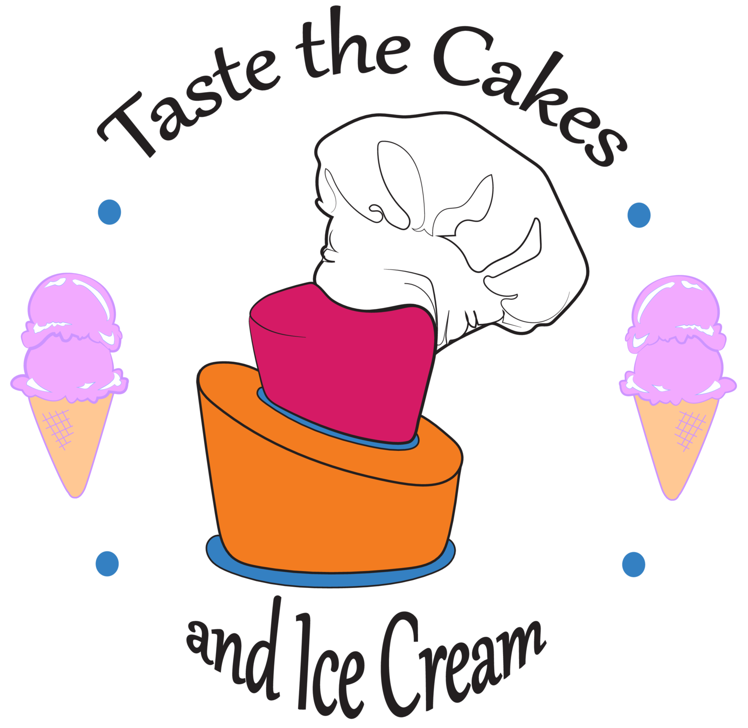 Taste The Cakes and Ice Cream