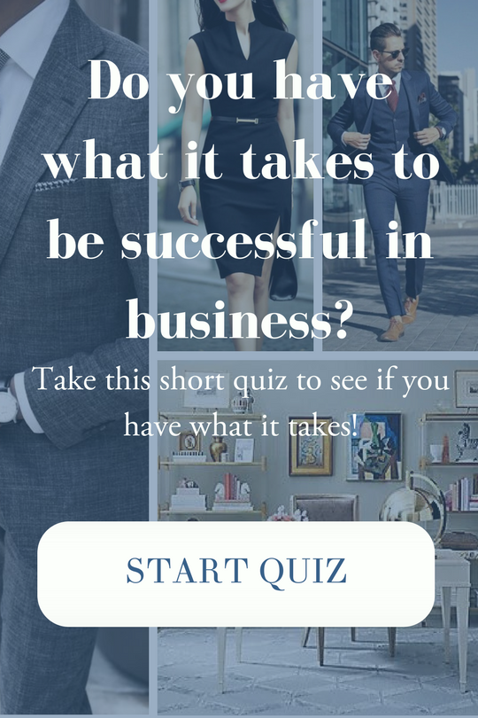 Business Success Quiz: Do you have what it takes?