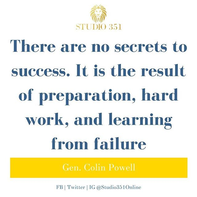 That's it. There's no secret sauce or quick fix. It's all about dedication. Dedication to finding answers, resolving problems, and seeking information. As an entrepreneur, this is your job. Every day. Let's do it!