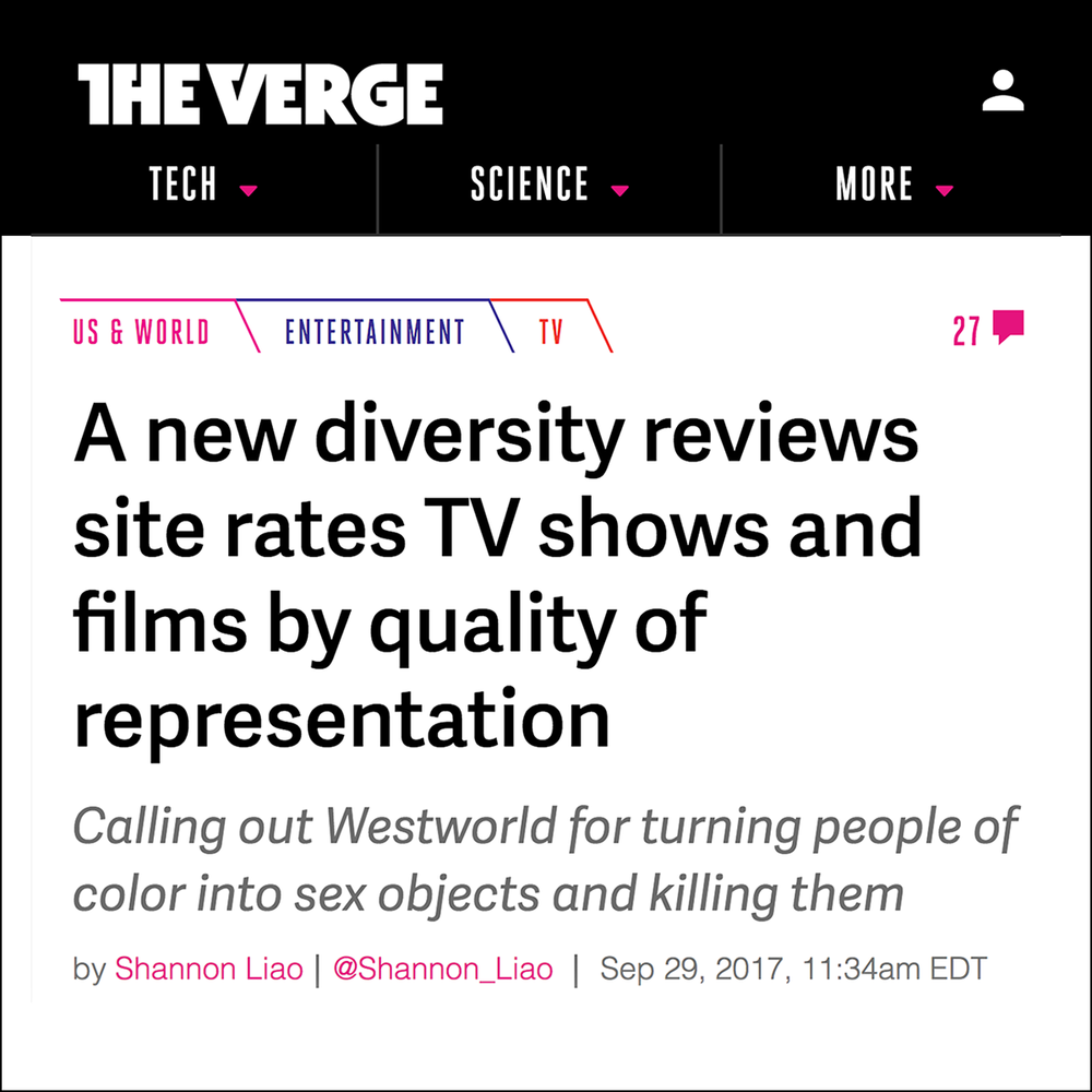 The Verge    Written by Shannon Liao, September 2017