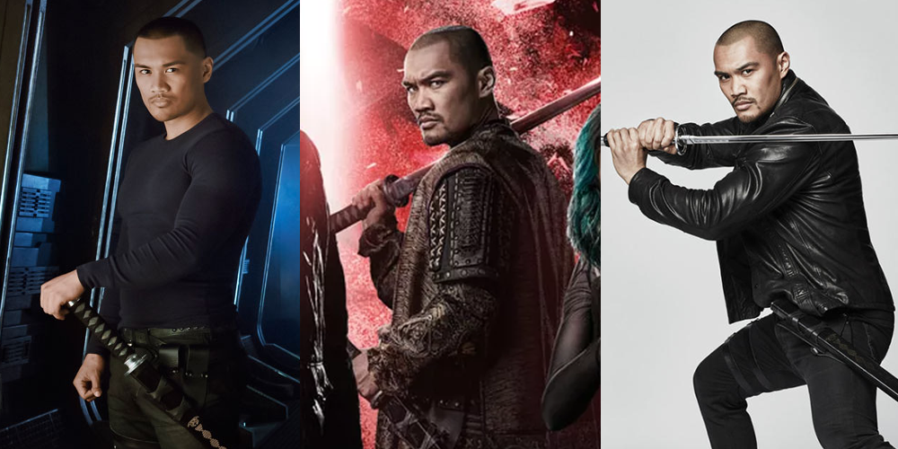 Four aka Ryo Tetsuda, played by Alex Mallari Jr.