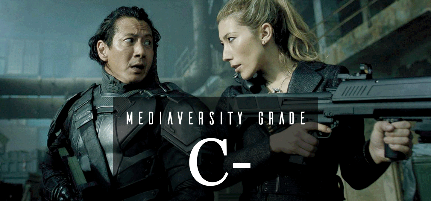 Altered Carbon Male Frontal altered carbon — mediaversity reviews