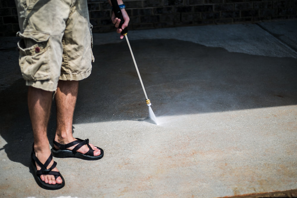 Commercial and Residential Power Washing - Bentonville, AR