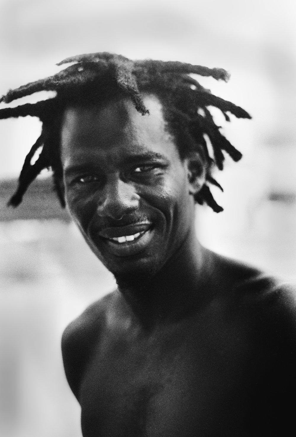 """Ado""  Dakar, Senegal  2016"