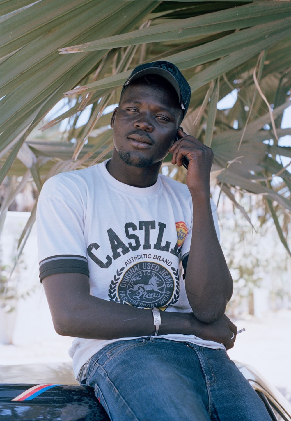 """""""Babacar""""  Banjul, Gambia  2018"""
