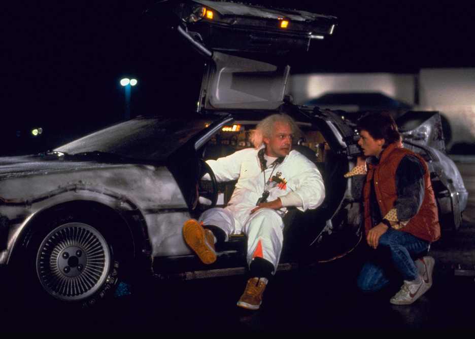 "Movie still from ""Back to the Future"" © Universal 1985"