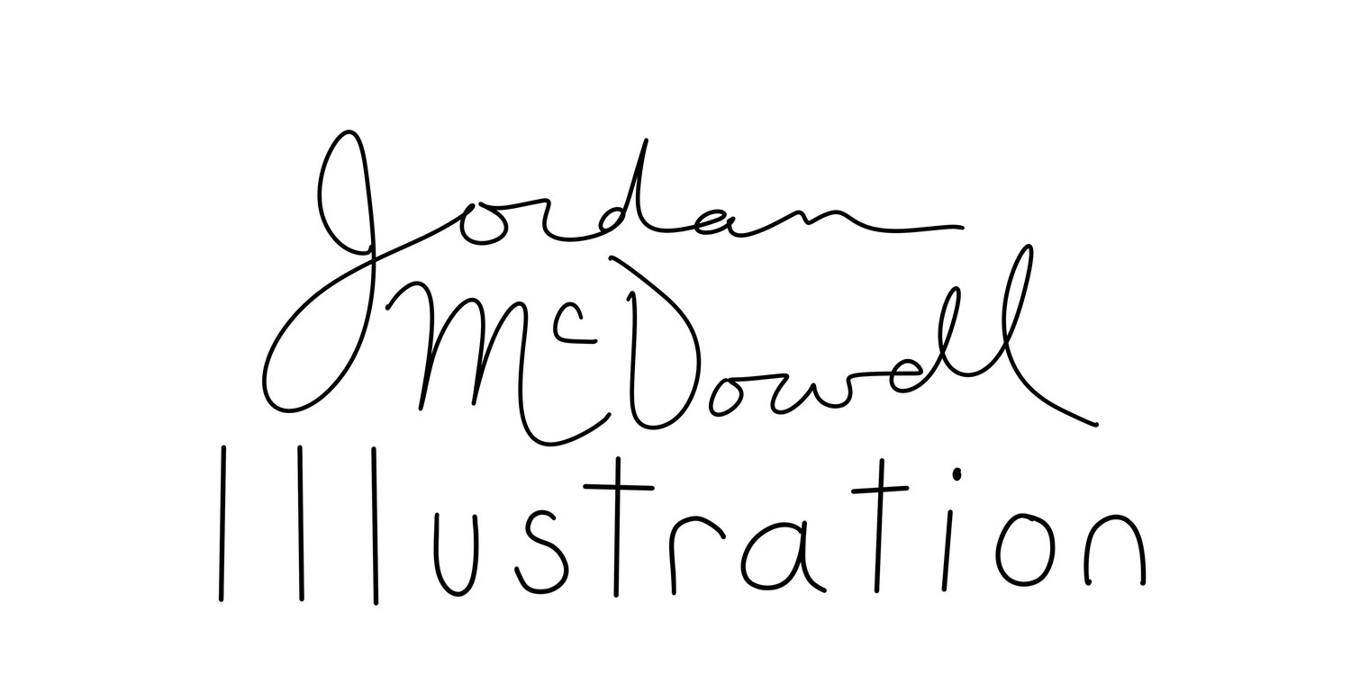 Jordan McDowell Illustration