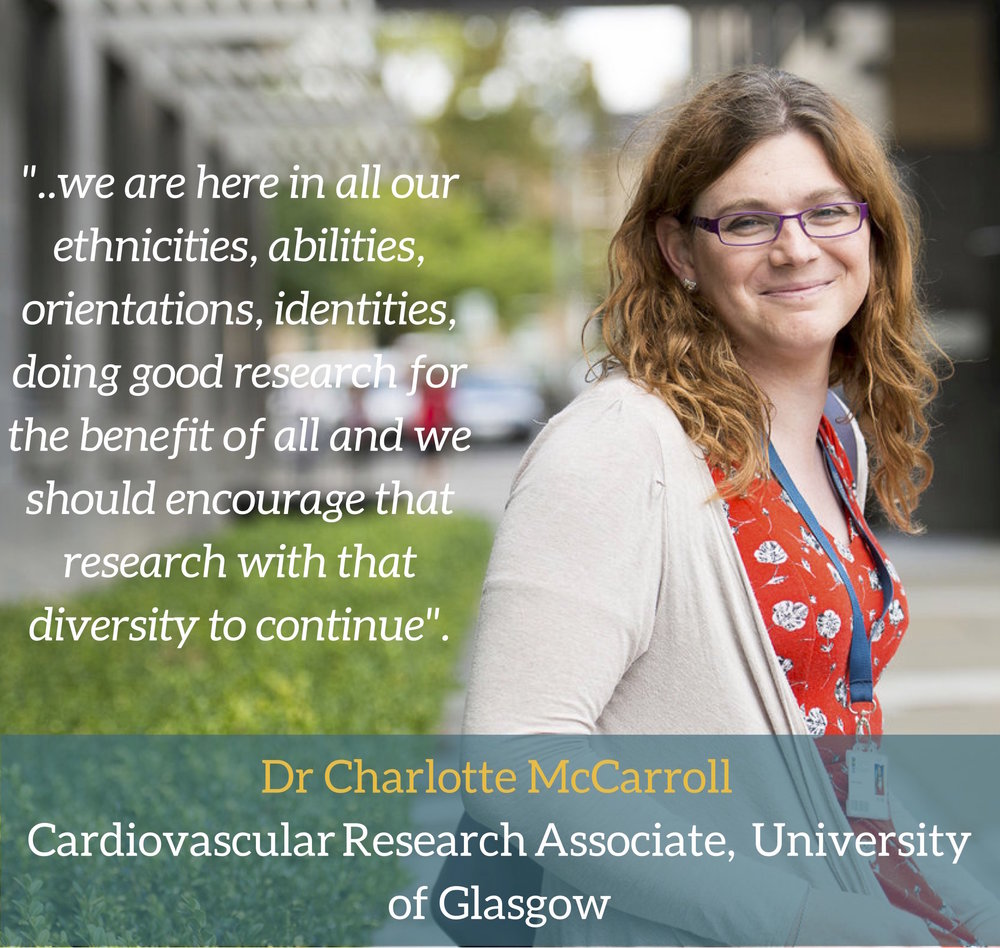 Dr Charlotte McCarroll