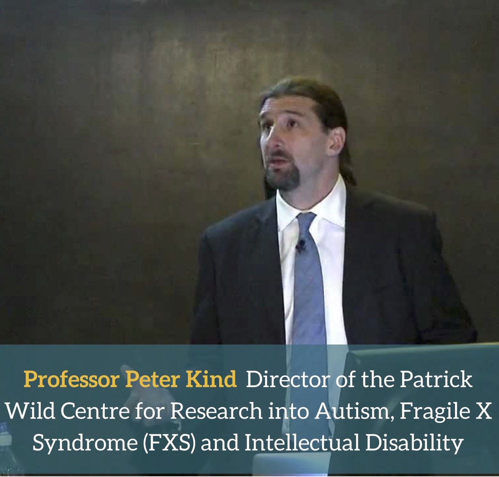 Professor Peter Kind