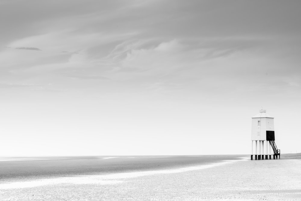 Burnham Lighthouse Mono