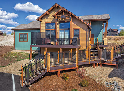 Located by Rocky Mountain National Park, sits a hand full of custom built casitas that overlook a grand valley at 7900 feet. Services Provided: LV Design, Engineering and Installation. Fiber Optics, Copper and Coax inside/outside plant and Video distribution services.