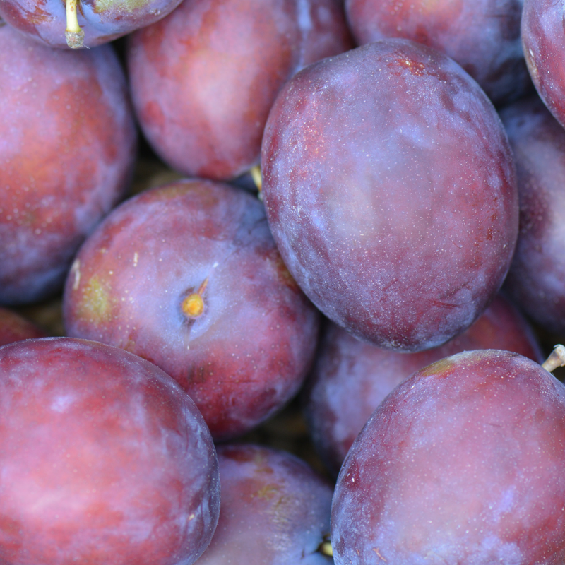 Plums feature in Beloved, which smells of sugared plums and delicious cake.