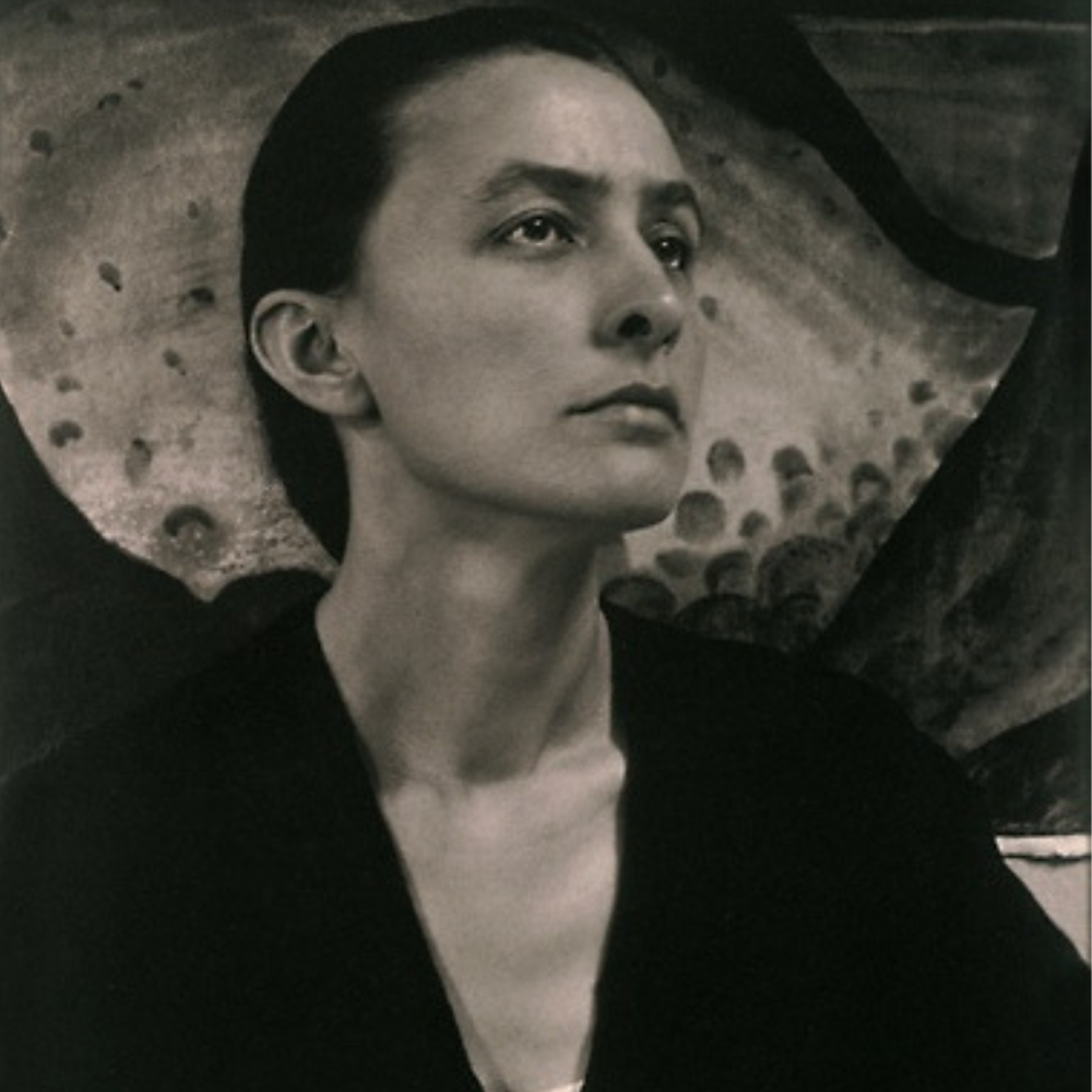 Georgia O'Keeffe - Follow your own vision