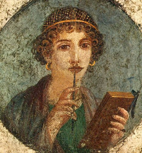 Sappho - Go down in history