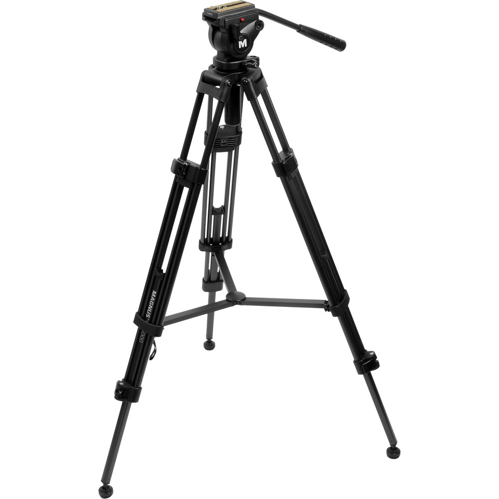 Magnus VT-4000  - the tripod I use for filming videos