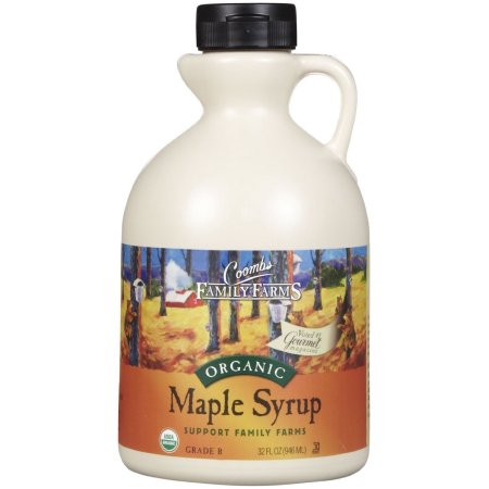Organic Maple Syrup - the best maple syrup - organic, from a family farm and high-quality