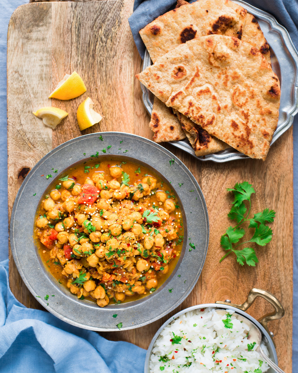 Instant Pot Chana Masala