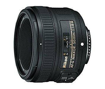 Nikon AF-S FX 50mm f/1.8G Lens - the lens I use the most for food photography, lifestyle photos, and portraits - this lens is amazing & inexpensive