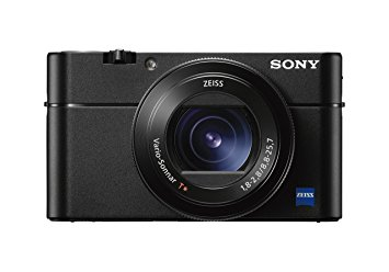 Sony Cybershot RX100 V Digital Camera - the camera I use for vlogging and filming on the go