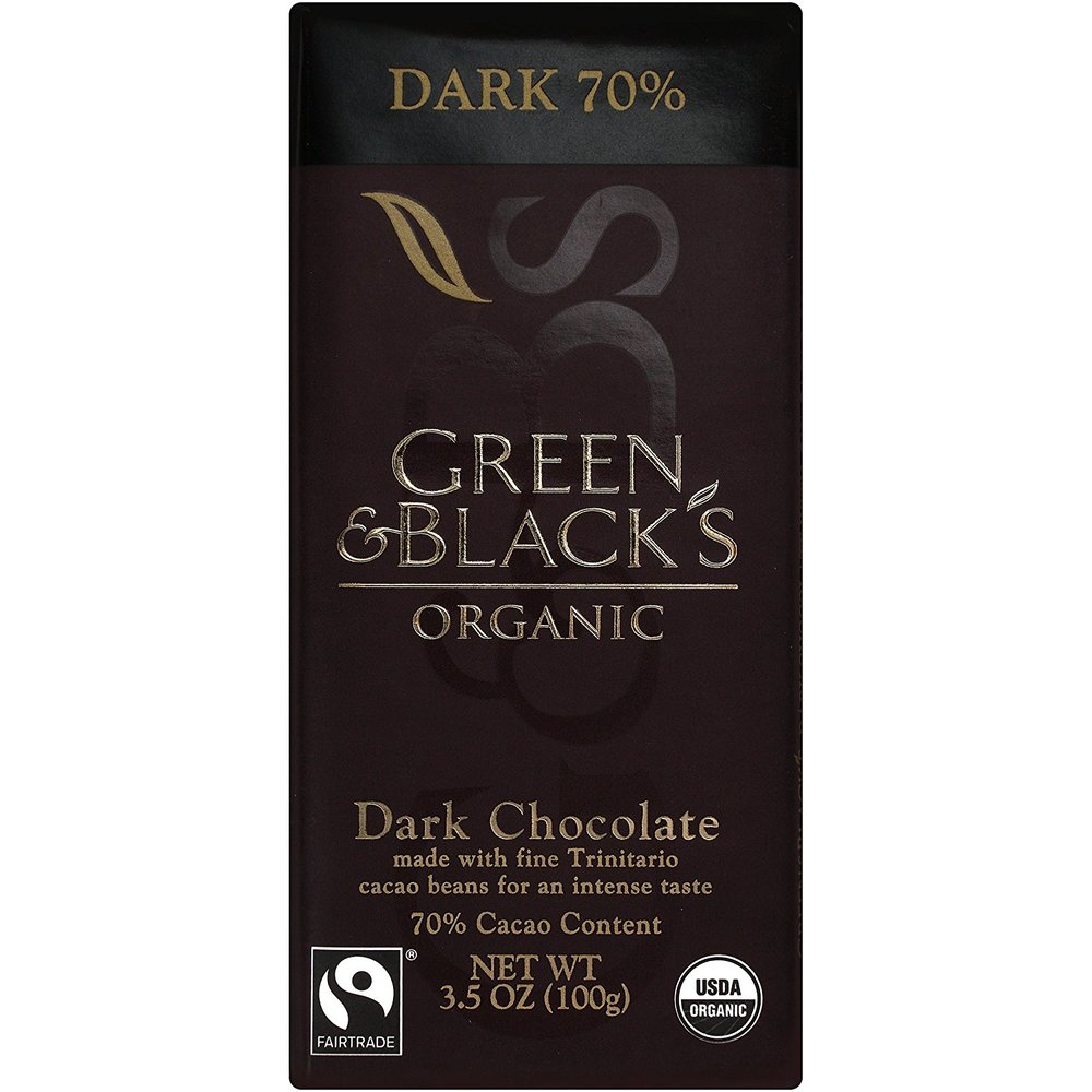 Dark Chocolate Bar - My go-to dark chocolate bar for baking and snacking that's affordable and widely available