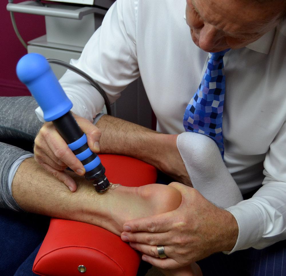 Achilles Pain -