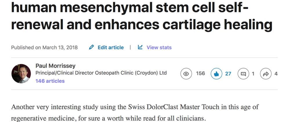 Human Mesenchymal Stem Cell