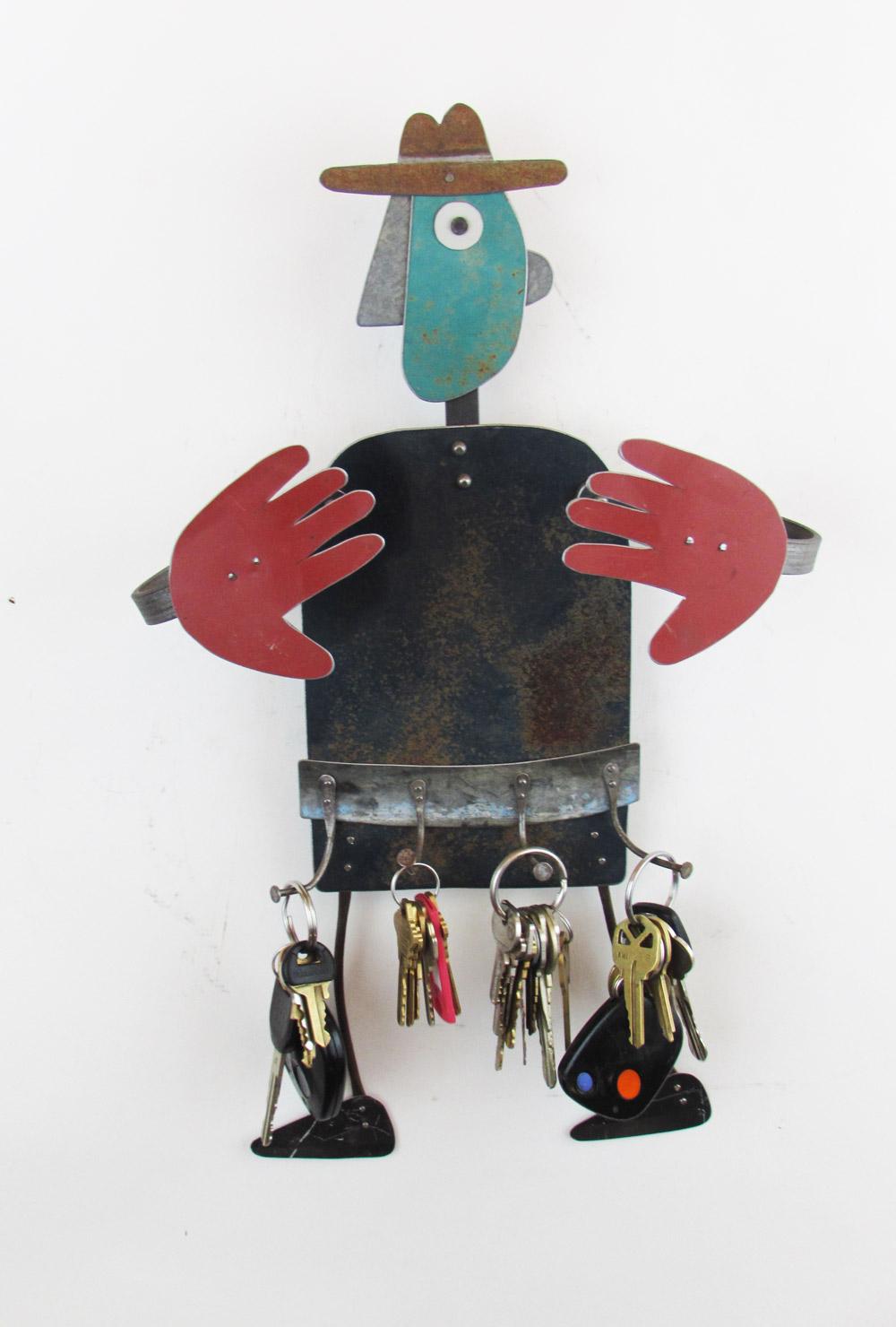 Kilted Key Keeper