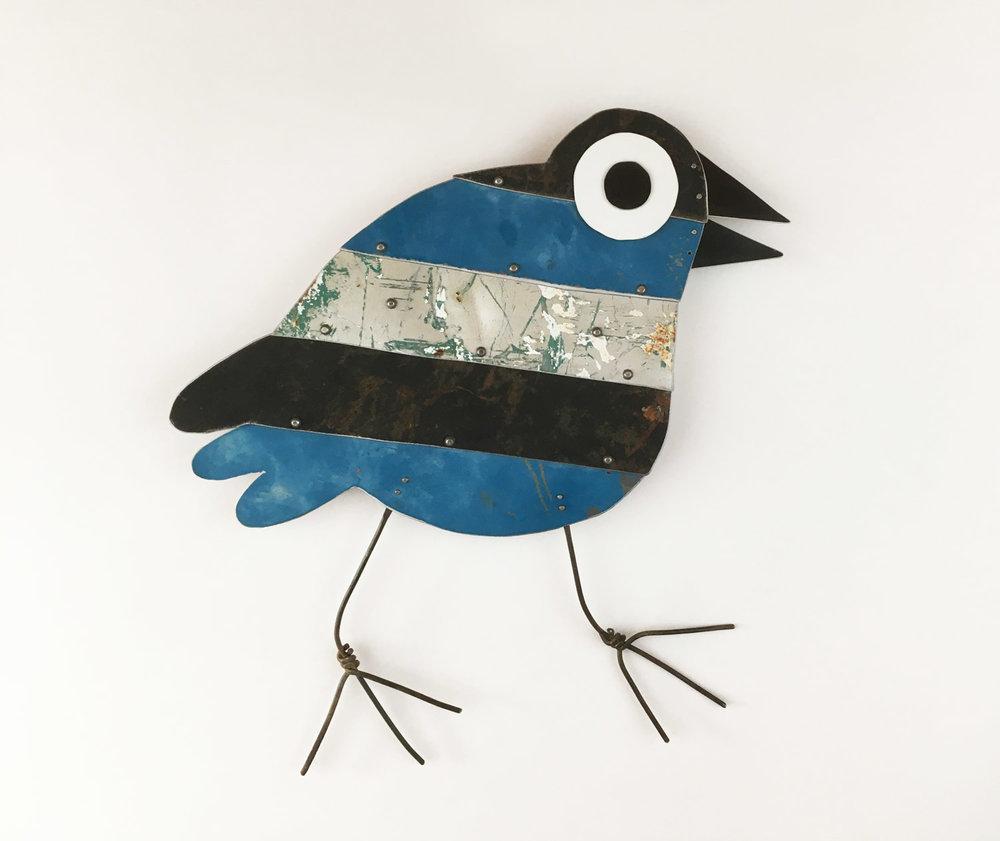 Kinda Blue Bird