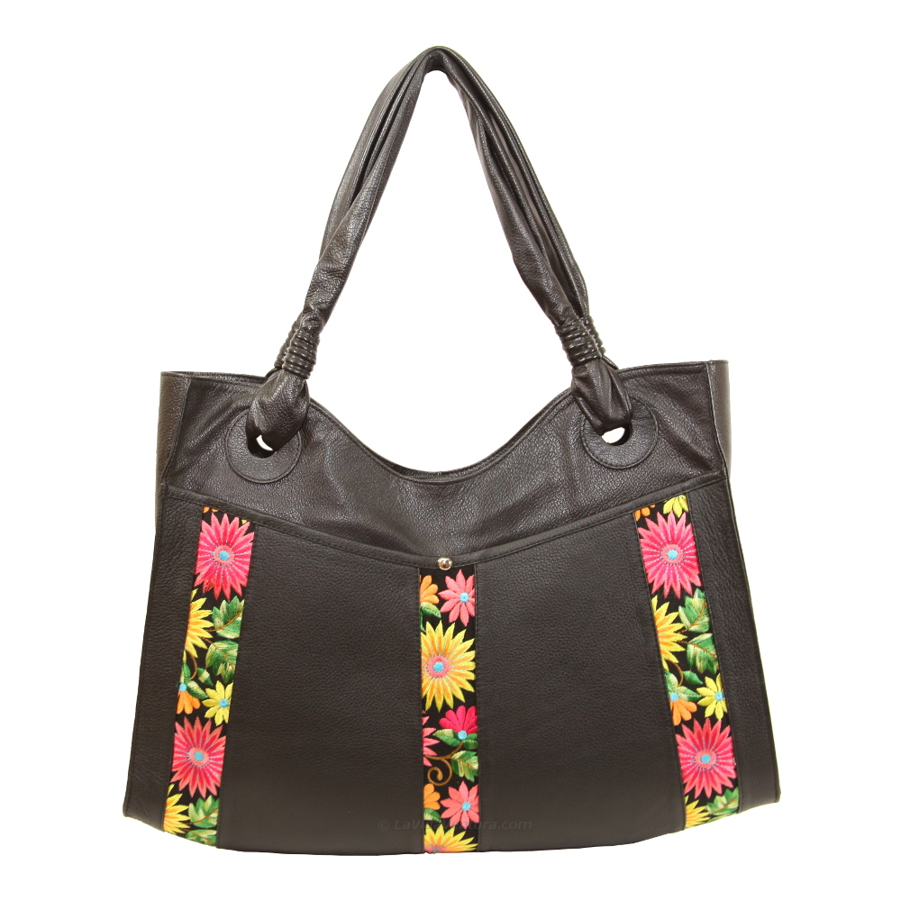 VIDA Tote Bag - rose bag by VIDA