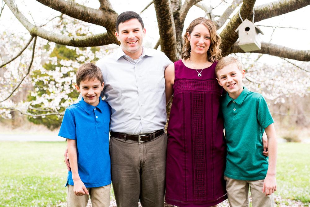 Helmer Family