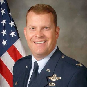 Brigadier General (Retired) Jeff Cashman   Former U.S. Air Force and Air National Guard Senior Leader