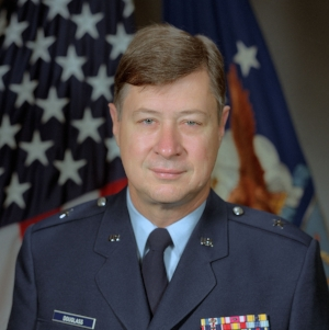 Brigadier General (Retired) John Douglass   Former Assistant Secretary of the Navy (Research, Development and Acquisitions)