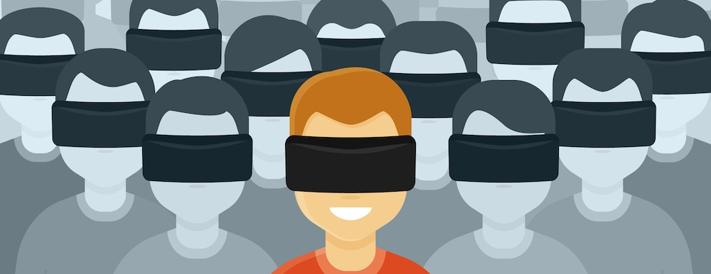 What are human experiences worth in a virtual world? -