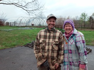 Ralph Sweson Jr. and Becky Swenson, photo: Ilona Ross