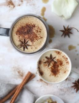 Coconut Oil Chia Power Coffee