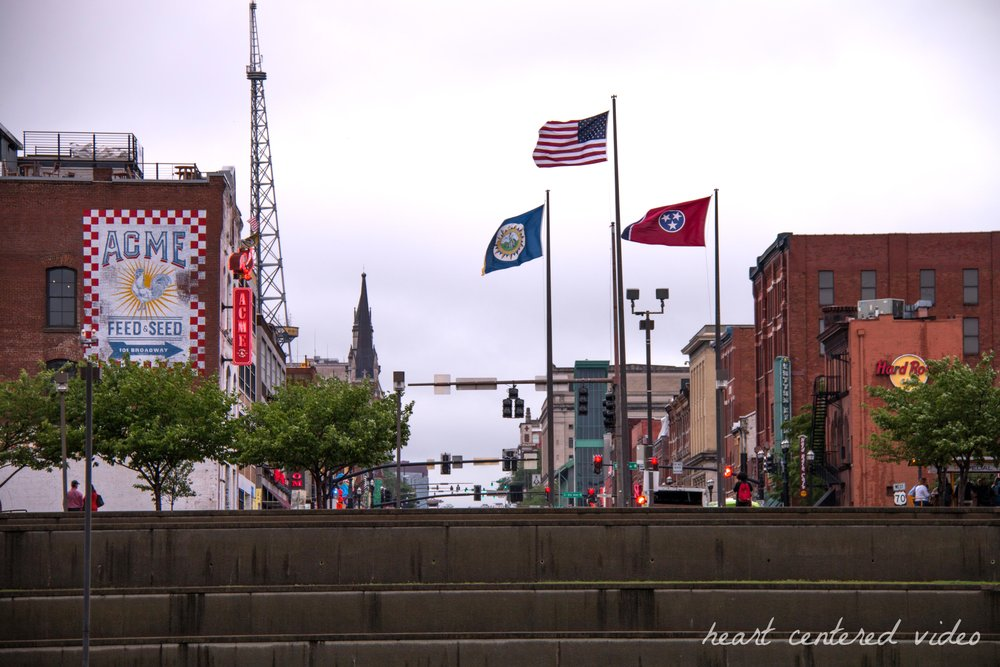 nashville tennessee broadway downtown acme