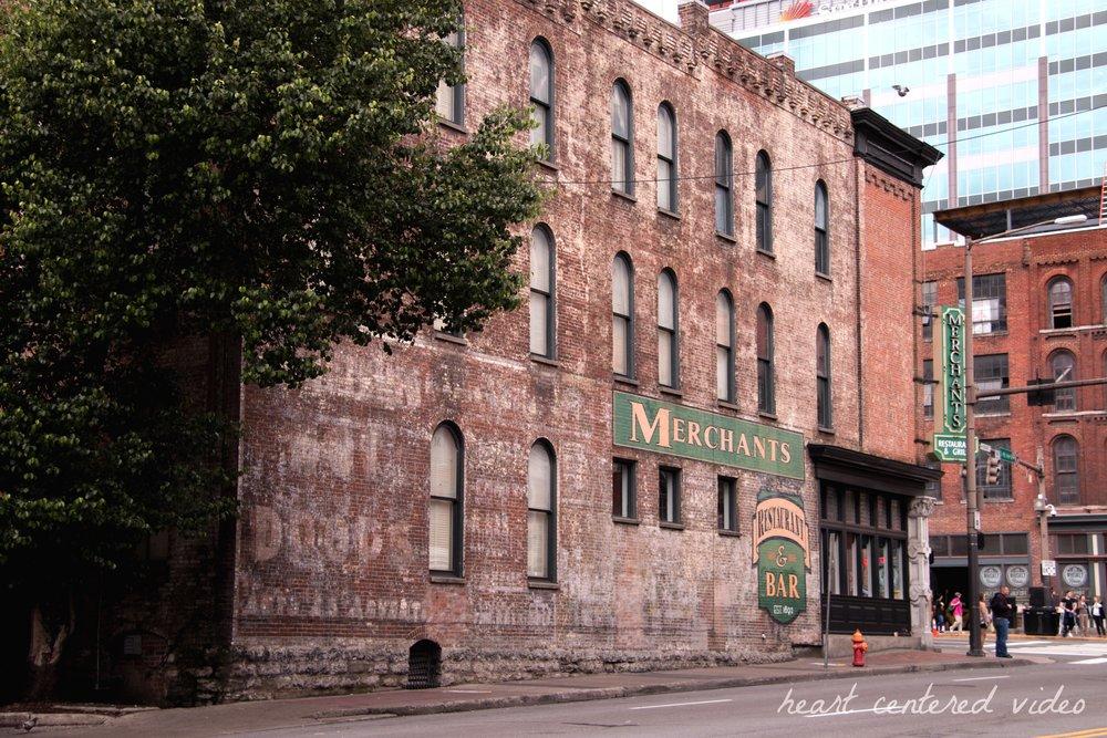 merchants restaurant and bar broadway nashville