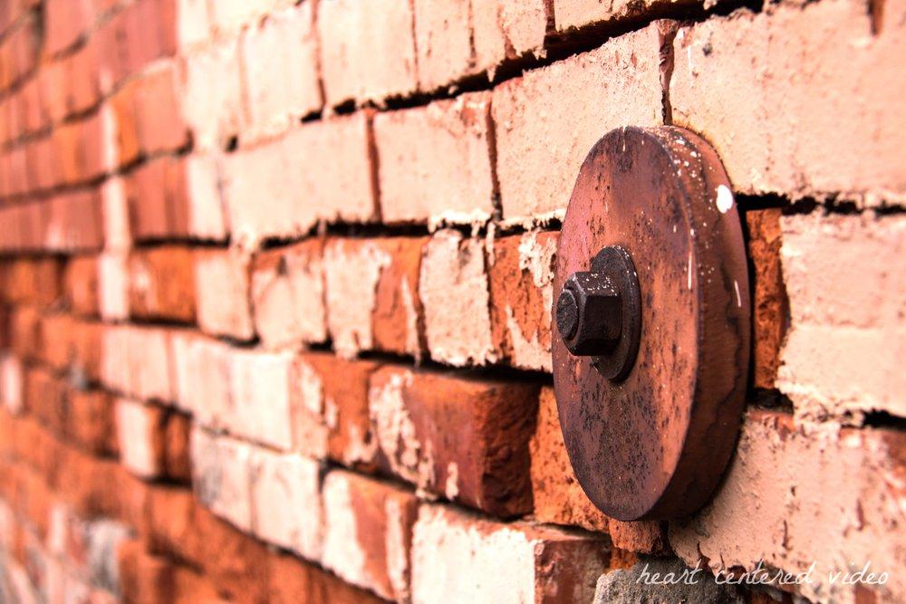 brick wall in nashville