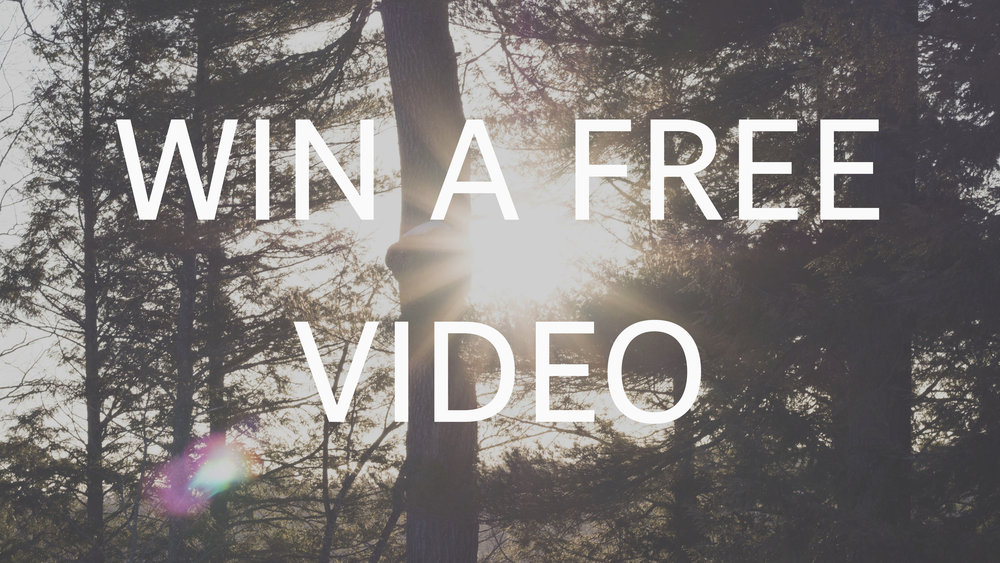 win a free video contest for entrepreneurs