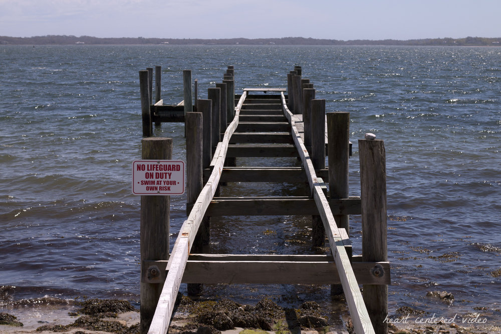 no lifeguard on duty