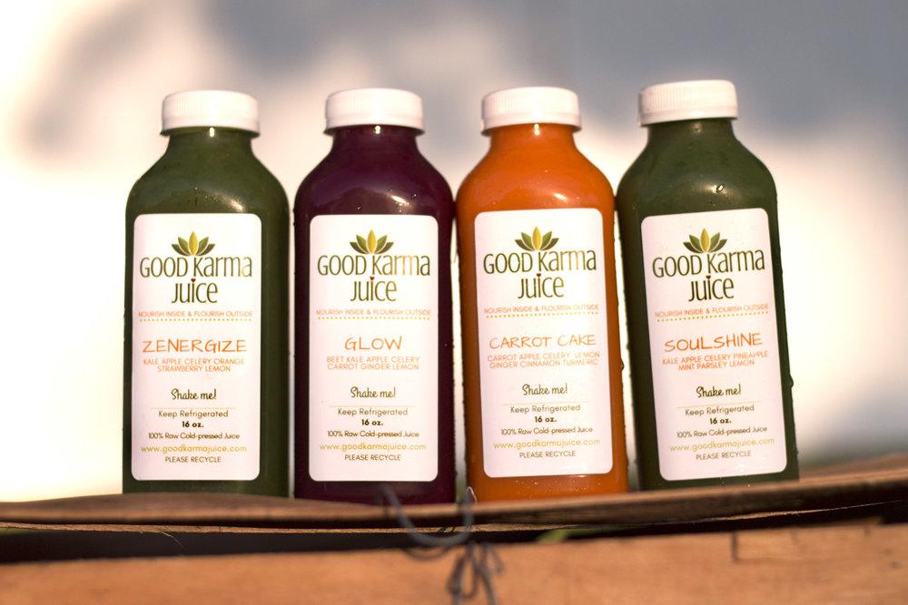 good karma juice