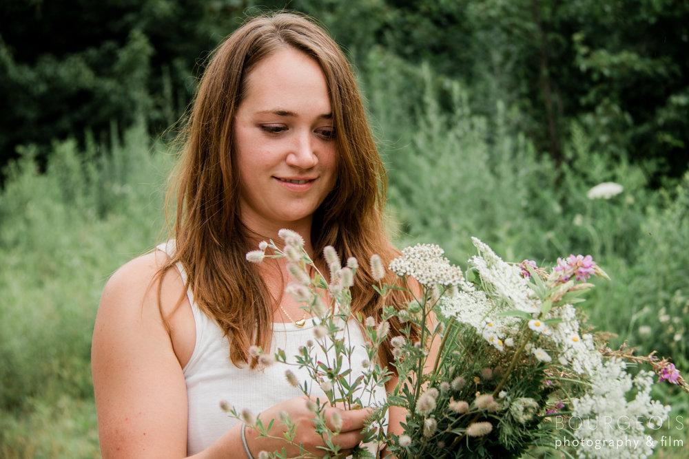 floral bouquet commercial photography