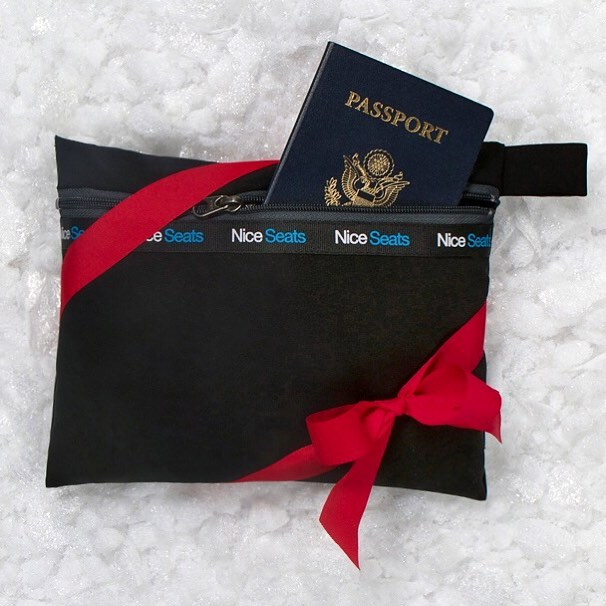 Washable seat covers that deliver a cleaner, safer, and more relaxed travel experience on any seat that gets you there. 💺 Our year end holiday sale is on through December 31st...use code HAPPY20 at check out for 20% off everything. . . . #merrychristmas #holidaysale #letitsnow #besttravelgift #snow #niceseats #letsgoeverywhere #takemewithyou