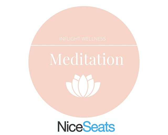 Meditation is one of the best ways to melt away stress while traveling.  Plugging into a guided meditation can change your entire experience! Some of my favorites: Meditation in the City, Meditation Station & Ram Dass Here & Now. 🧘‍♀️⠀⠀⠀⠀⠀⠀⠀⠀⠀ ⠀⠀⠀⠀⠀⠀⠀⠀⠀ . . .⠀⠀⠀⠀⠀⠀⠀⠀⠀ #niceseats #alwaysacleangetaway #wellnesstravel #presentmoment #wellnesstips #welltraveled #welltravelled #meditation🙏 #meditationspace #keepcalmandcarryon