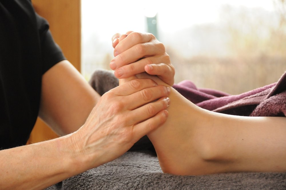 Classical Reflexology at The Garden Room
