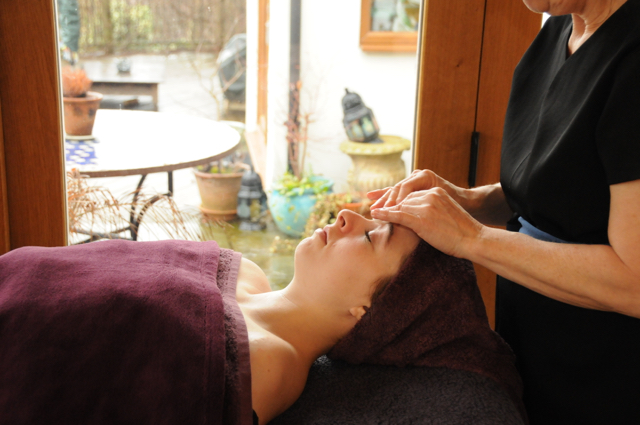Facial Reflexology at The Garden Room