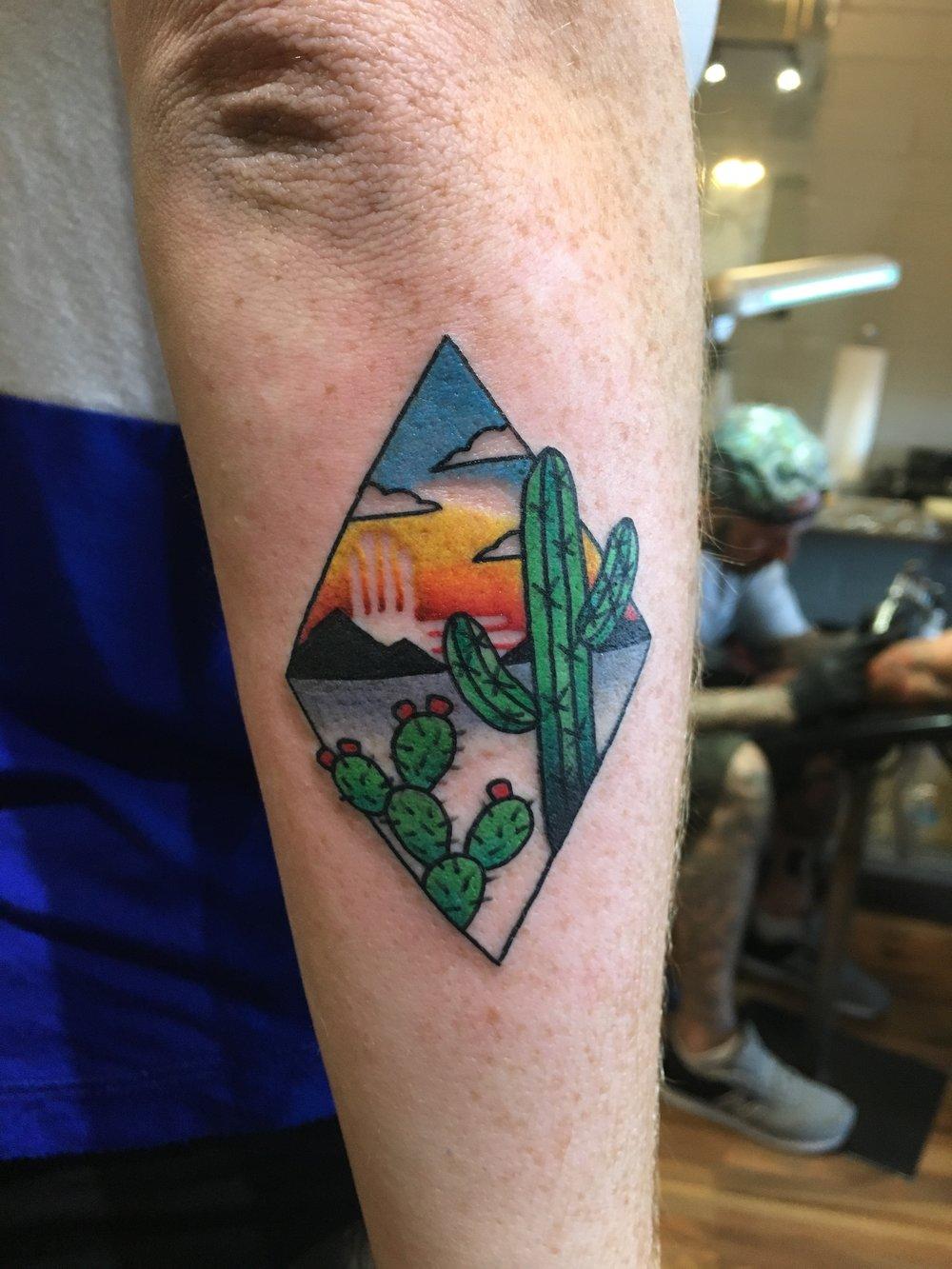 Tucson Arizona Desert