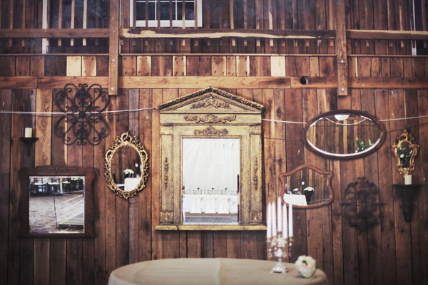 Barn Wedding Decor Southern